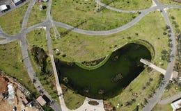 Парк Hadera Ecko стоковое изображение rf