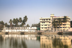 Парк Hadis в Кхулне, Бангладеше Стоковое Изображение RF