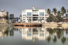 Парк Hadis в Кхулне, Бангладеше Стоковое Фото