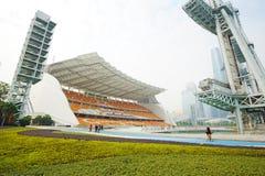 парк haixinsha Азиатских игр Стоковая Фотография