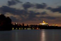 парк herastrau Стоковая Фотография