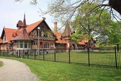 парк humbodt chicago Стоковая Фотография