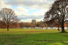 парк hyde london Стоковые Фото