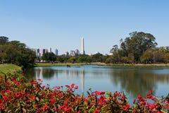Парк Ibirapuera Стоковые Изображения