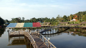 парк jenaco стоковое изображение
