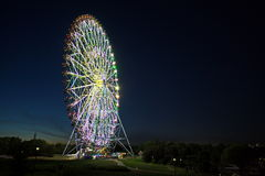 Парк Kasai Rinkai, колесо Ferris, диамант и f Стоковые Фото