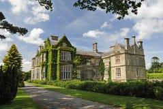 парк killarney замока стоковая фотография rf