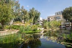 Парк Kiryat Sefer Стоковое Фото