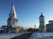 Парк Kolomenskoe Стоковые Изображения