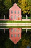 Парк Kuskovo в Москве Голландский музей дома Стоковые Фотографии RF