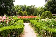 парк lisbon Стоковая Фотография RF