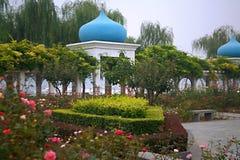 Парк Luopu, Лоян Стоковое Изображение RF