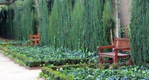 Парк Montjuic, Барселона Стоковое Изображение RF
