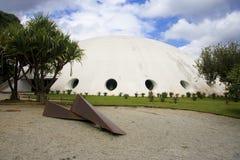 парк oca ibirapuera Стоковое Фото