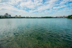 Парк Ohori Стоковые Фото