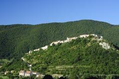 парк opi abruzzo национальный Стоковое Изображение RF