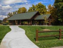 Парк Pavillion Дороти Carnes стоковые фото