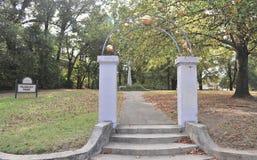 Парк Peabody, Мемфис, TN Стоковые Изображения