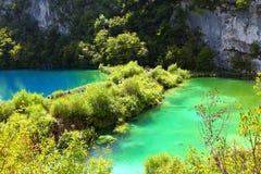 Парк Plitvice стоковые фото