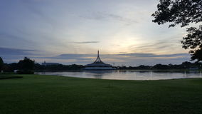 Парк Rama IX Стоковые Фотографии RF