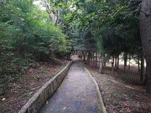 Парк Rila, Dupnitsa, Болгария стоковые изображения