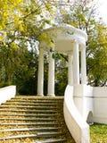 парк rotunda Стоковая Фотография