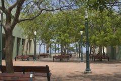 парк san juan старый Стоковое Фото