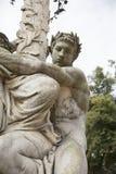 Парк Sanssouci, Потсдам, Берлин, Германия: 20-ое августа 2018: Sans стоковые фото