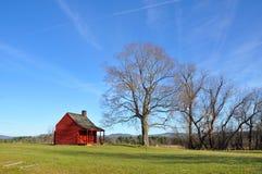 Парк Saratoga национальный исторический, Нью-Йорк, США Стоковые Изображения