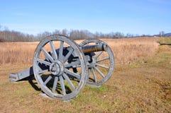 Парк Saratoga национальный исторический, Нью-Йорк, США Стоковое Фото
