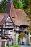 Парк Sinaia, Румыния, Европа Стоковые Изображения