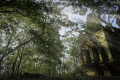 Парк 5 Srisat Chanalai исторический Стоковая Фотография RF