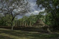 Парк 1 Srisat Chanalai исторический Стоковое фото RF