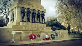 Парк St James предохранителей мемориальный Стоковые Фото