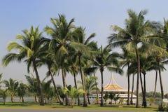 Парк Suanluang Rama IX, Бангкок, Таиланд Стоковое фото RF