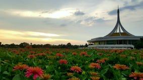 Парк Suanluang RAMA IX стоковая фотография