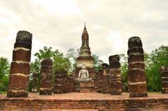 Парк Sukhothai исторический Стоковое Фото
