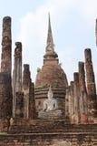 Парк Sukhothai исторический, Стоковое Изображение