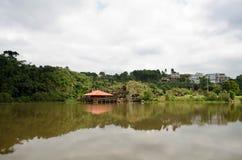 Парк ¡ Tanguà стоковое изображение rf