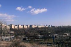 Парк Tineretului, Бухарест, Румыния Стоковые Фото
