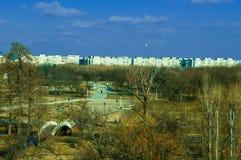 Парк Tineretului, Бухарест, Румыния Стоковое Изображение