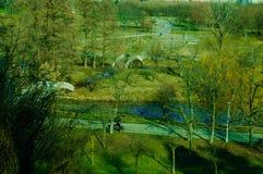 Парк Tineretului, Бухарест, Румыния Стоковая Фотография RF