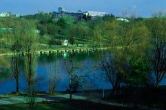 Парк Tineretului, Бухарест, Румыния Стоковая Фотография