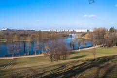 Парк Tineretului, Бухарест, Румыния Стоковые Фотографии RF