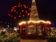 Парк Tivoli Стоковое Изображение