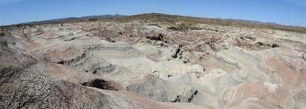 парк valle luna la de ischigualasto естественный Стоковые Фотографии RF