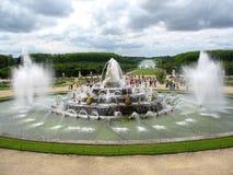 парк versailles Стоковая Фотография