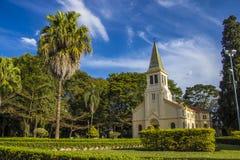 Парк Vicentina Aranha - Sao Jose Dos Campos - Бразилия Стоковая Фотография RF