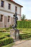 Парк Wallenstein сада Стоковые Фото