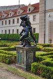 Парк Wallenstein сада Стоковое фото RF
